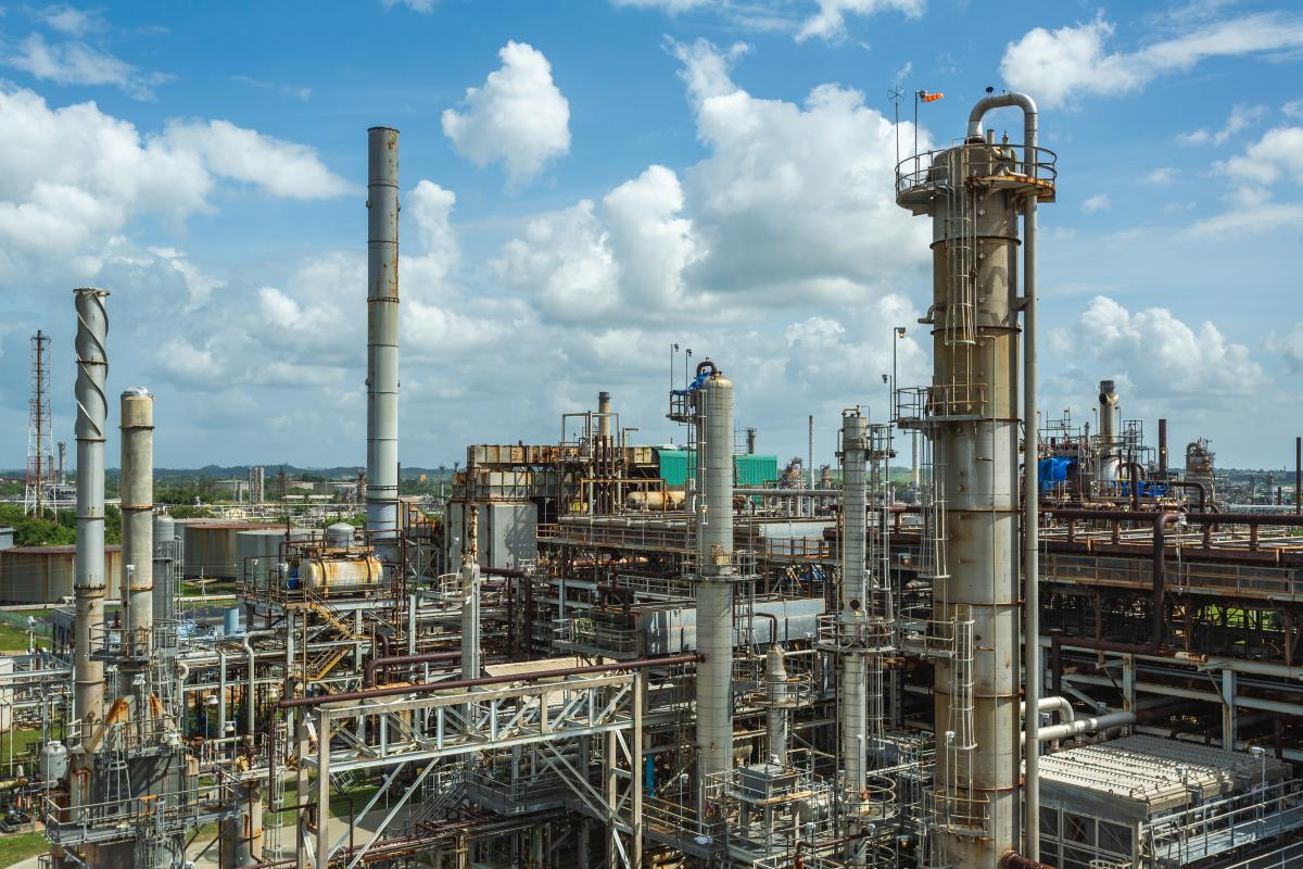 Our plant is the first commercial-scale Gas to Liquids plant in the western hemisphere